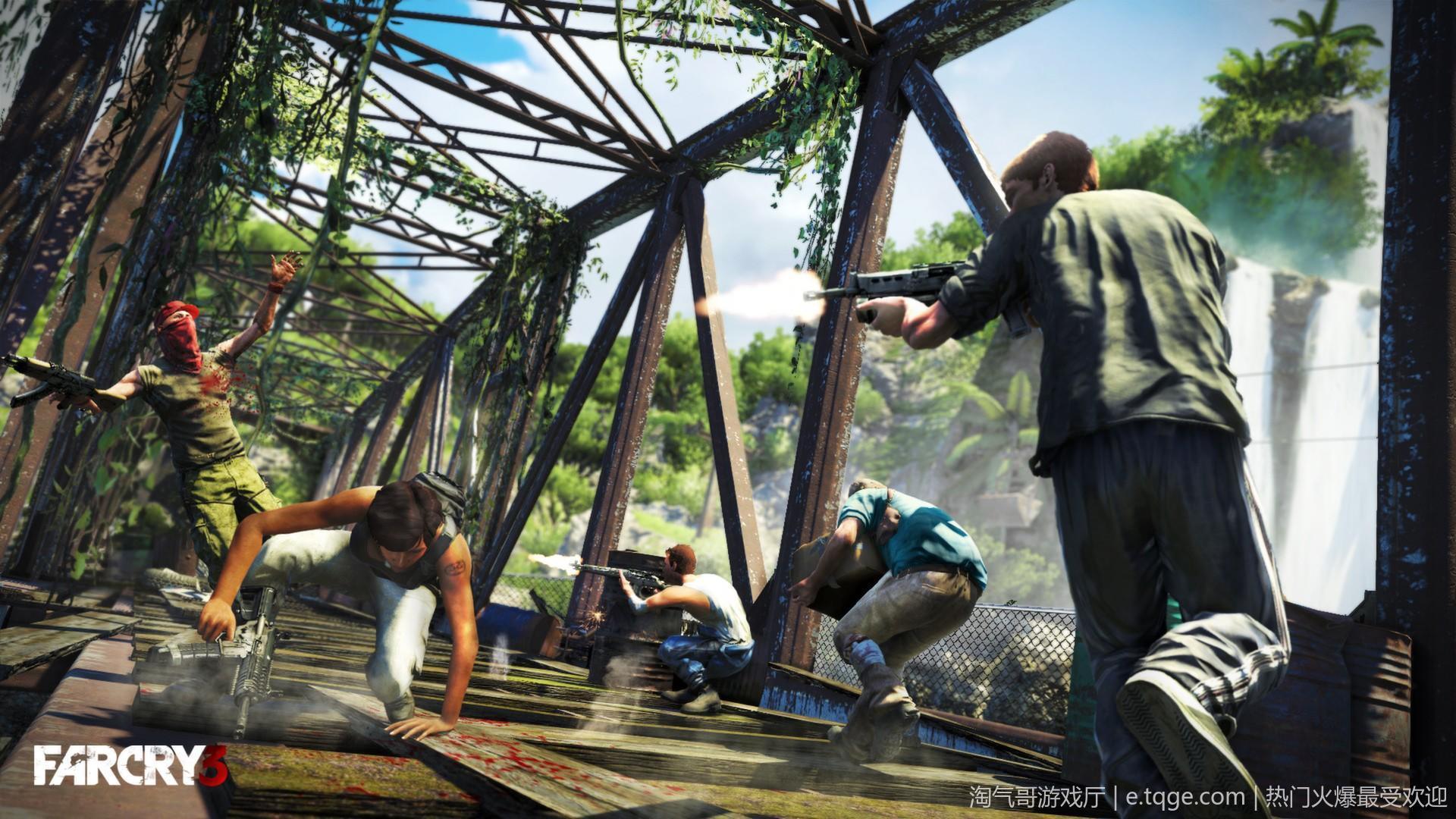 孤岛惊魂3 射击游戏 第5张