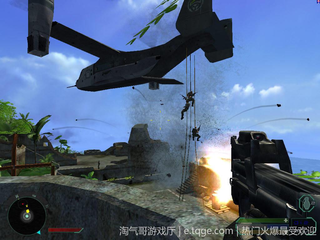 孤岛惊魂1 射击游戏 第1张
