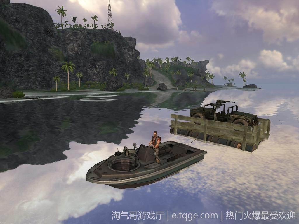 孤岛惊魂1 射击游戏 第5张