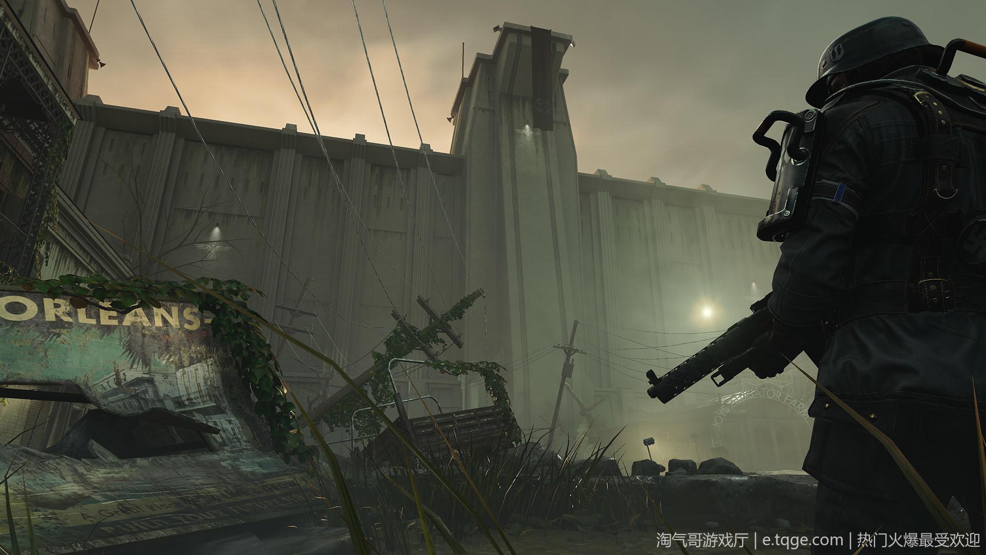 德军总部2:新巨像/新巨人【赠+1代+旧血脉+新序章】 射击游戏 第6张
