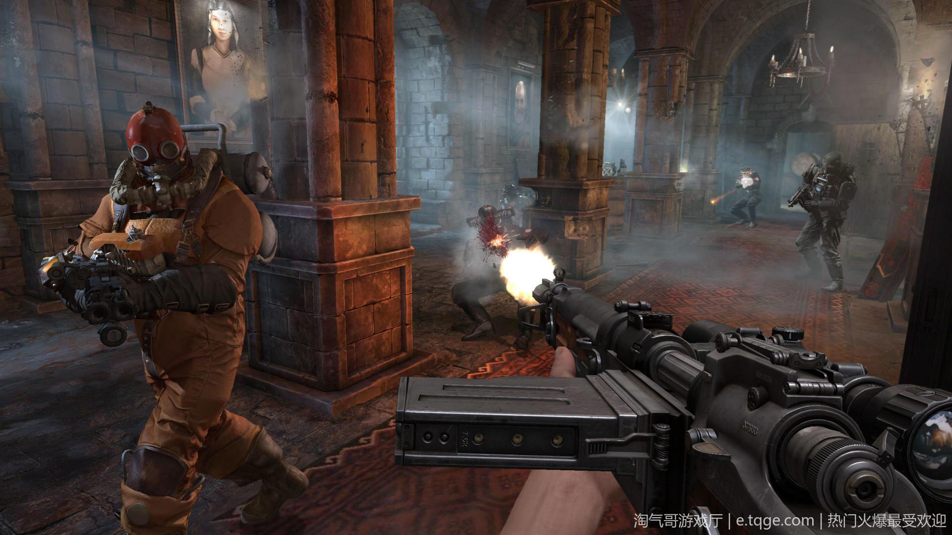 德军总部:旧血脉 射击游戏 第8张