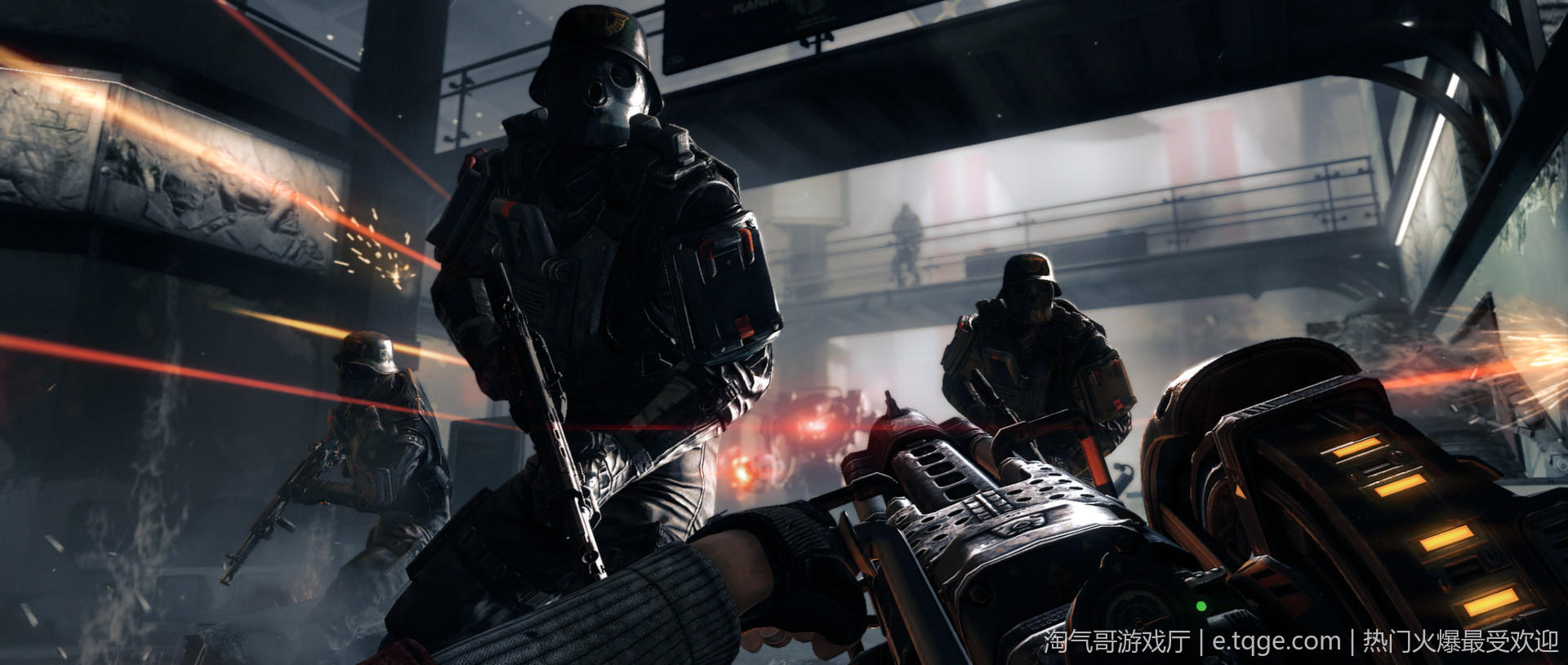 德军总部:新秩序 射击游戏 第3张