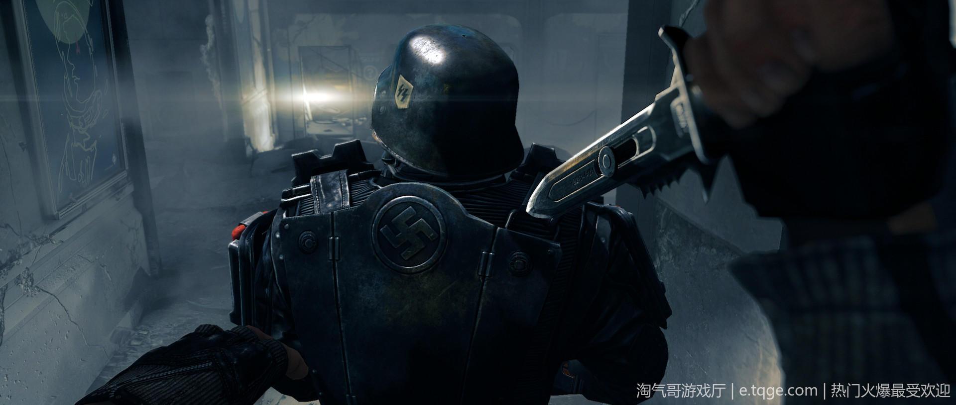 德军总部:新秩序 射击游戏 第2张
