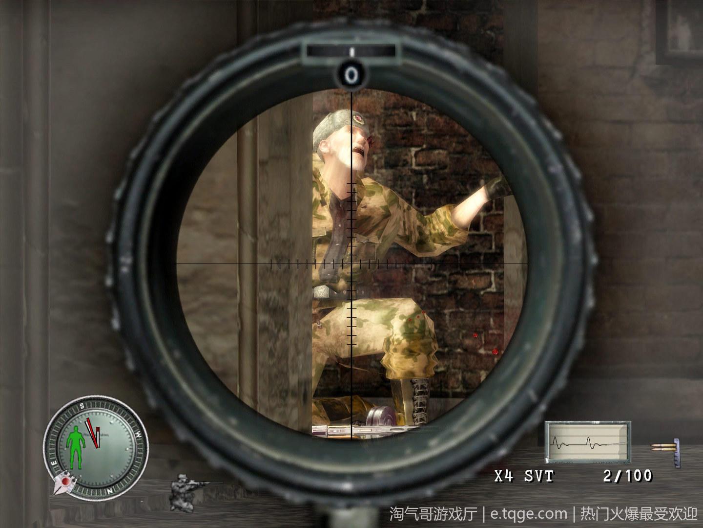 狙击精英 射击游戏 第8张