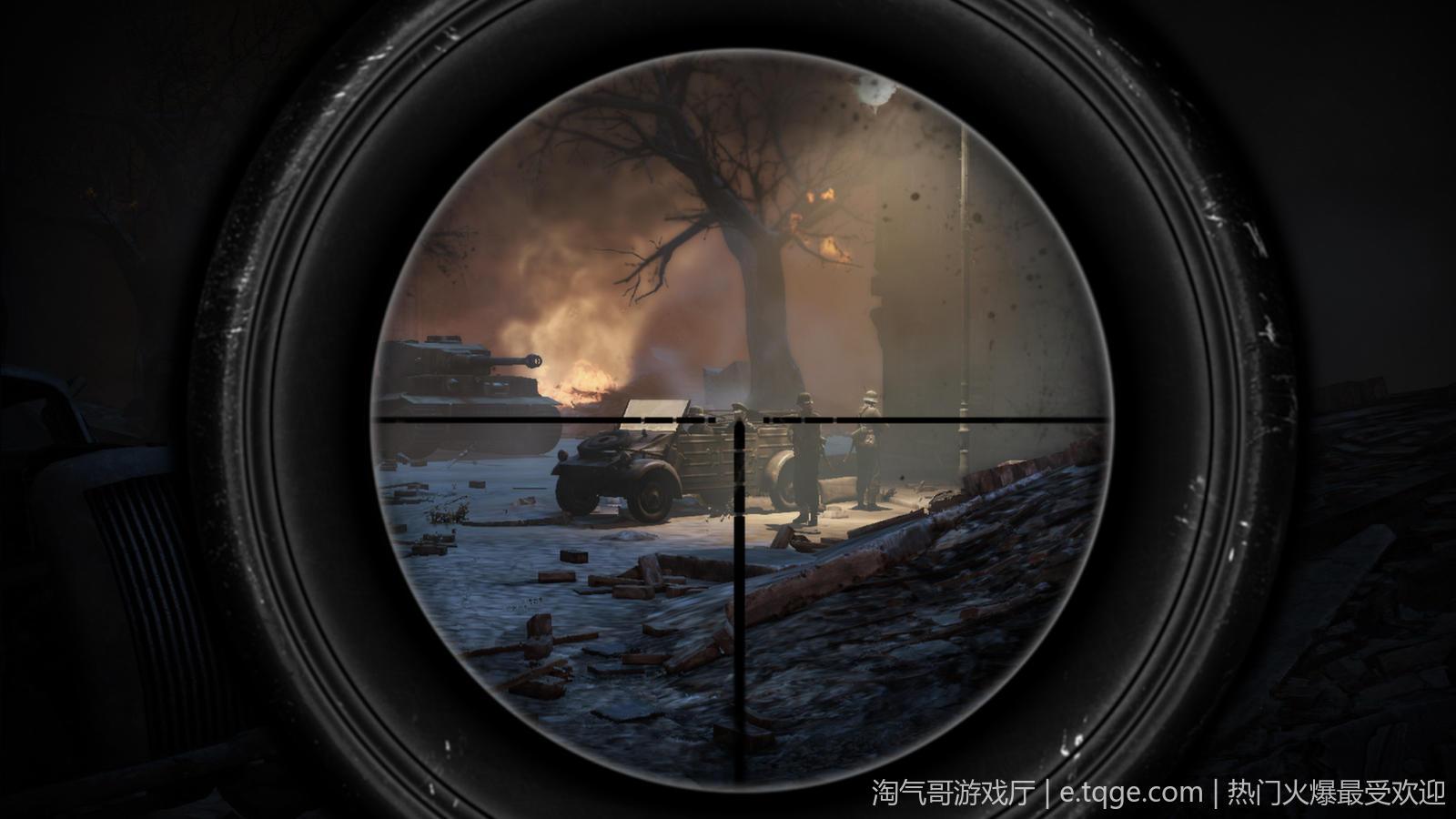 狙击精英V2 射击游戏 第8张