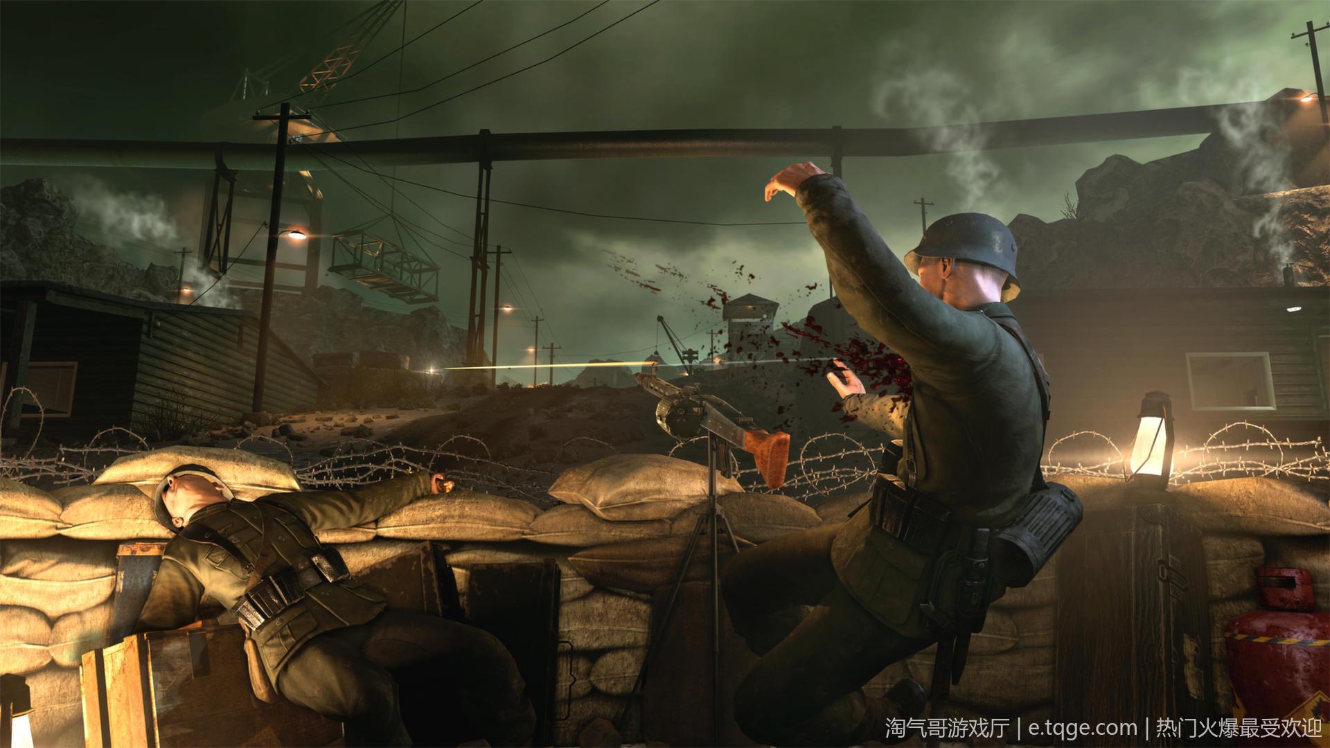 狙击精英V2 射击游戏 第12张