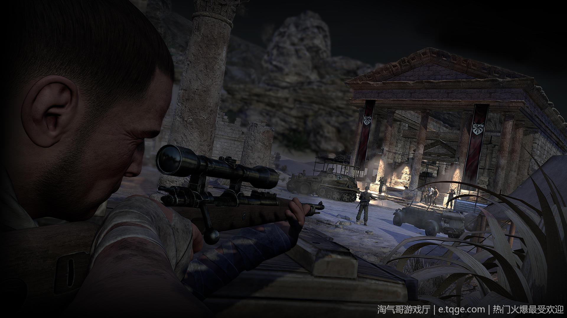 狙击精英3 射击游戏 第8张