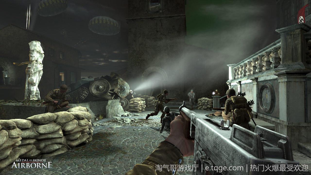 荣誉勋章:空降神兵 射击游戏 第3张