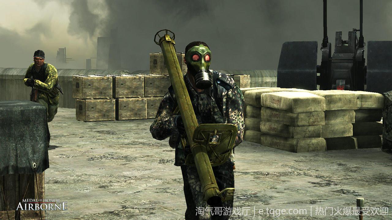 荣誉勋章:空降神兵 射击游戏 第5张