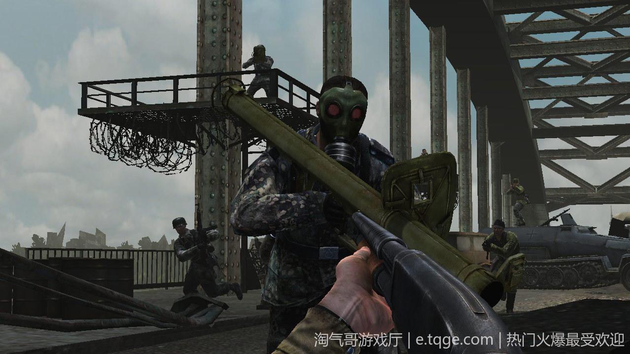荣誉勋章:空降神兵 射击游戏 第10张