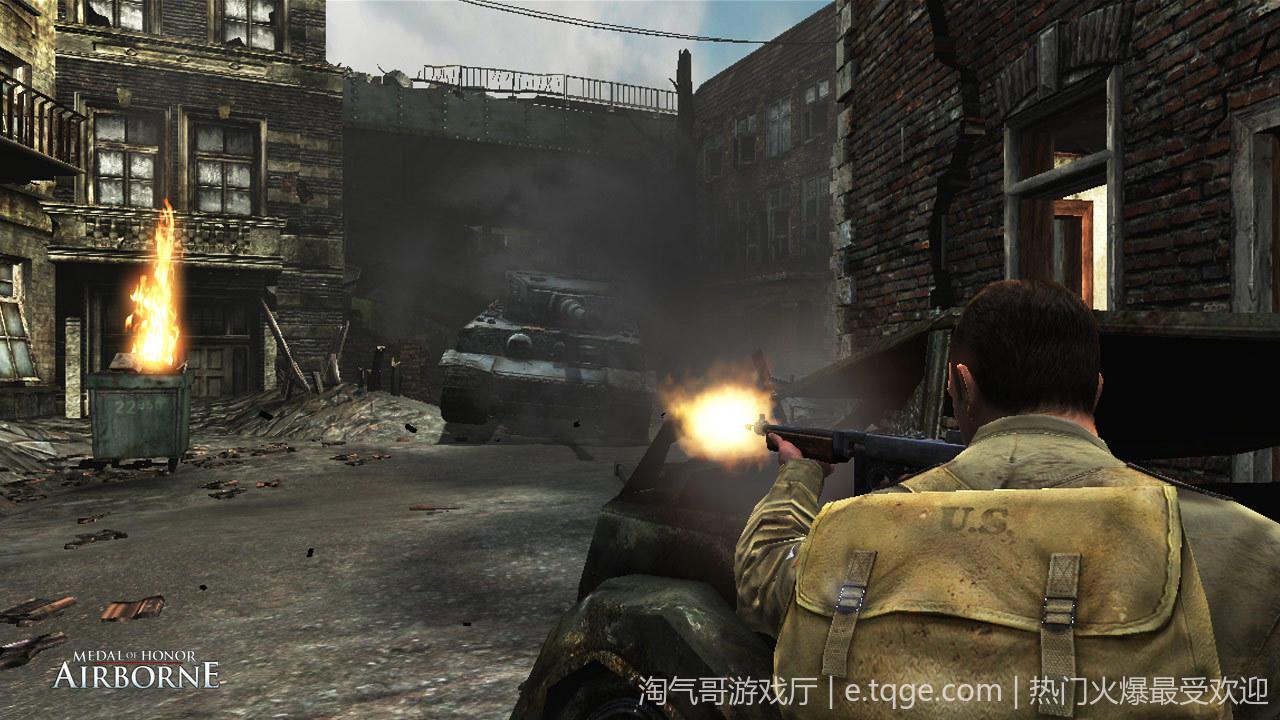 荣誉勋章:空降神兵 射击游戏 第9张