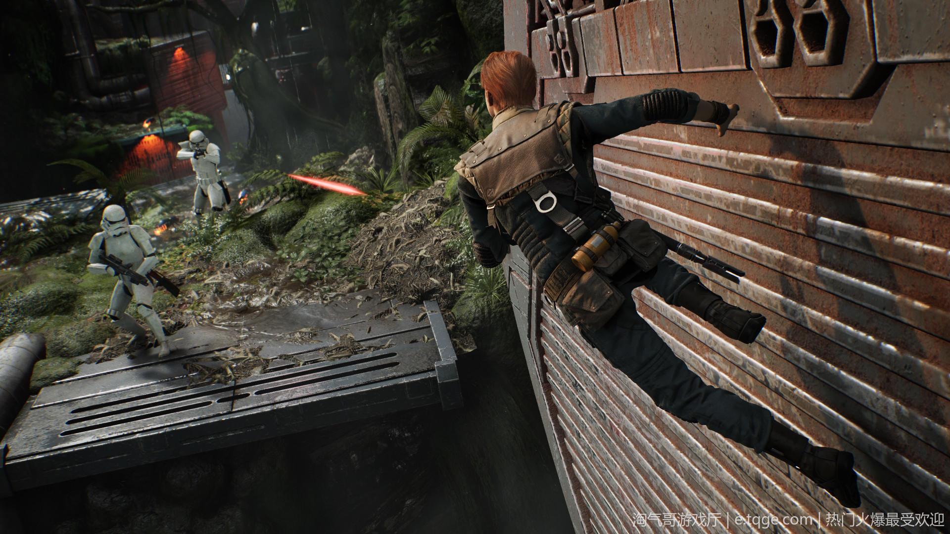 星球大战绝地:陨落的武士团 动作冒险 第5张