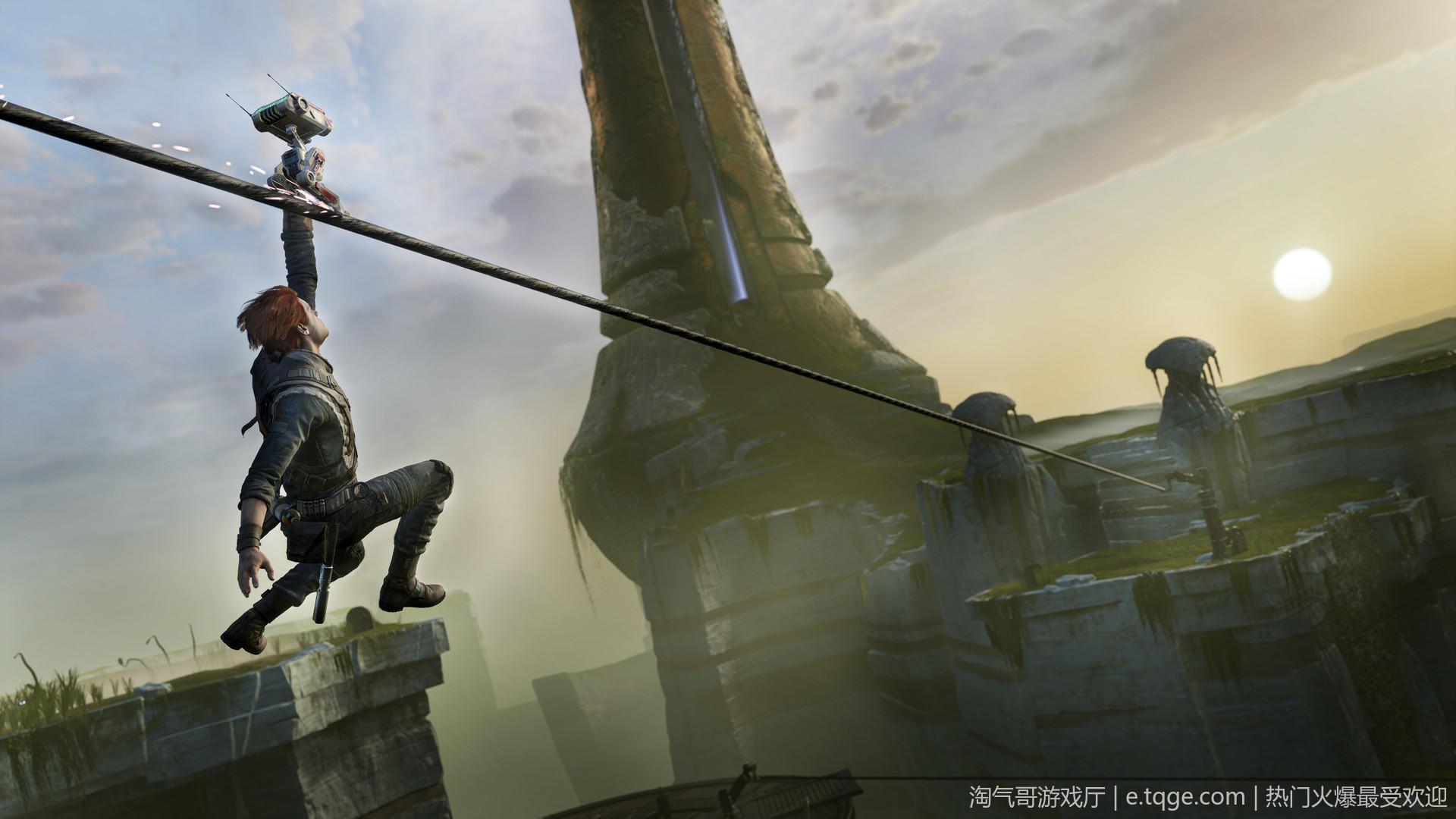 星球大战绝地:陨落的武士团 动作冒险 第14张