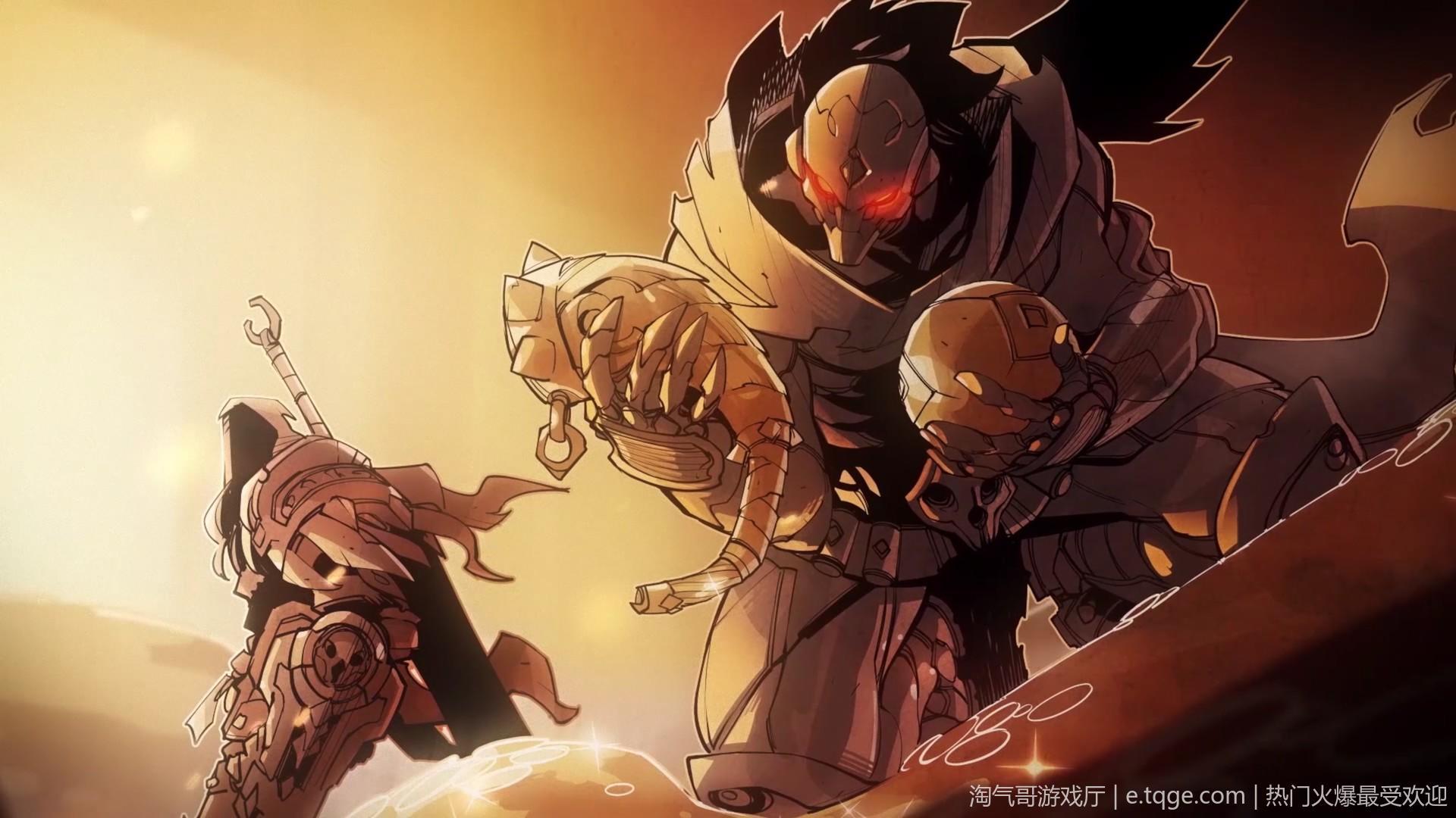 暗黑血统:创世纪 动作冒险 第5张