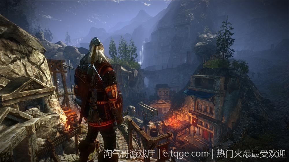 巫师2:国王刺客增强版/巫师2刺客之王加强版 热门游戏 第1张