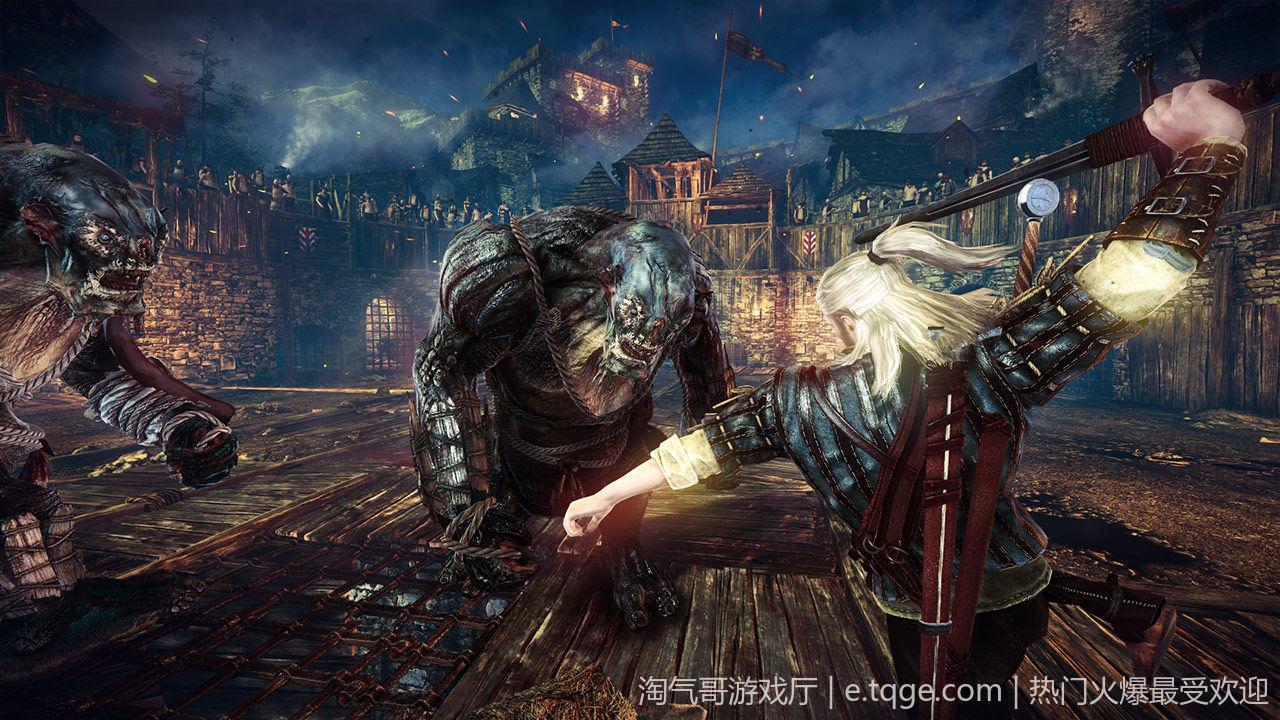 巫师2:国王刺客增强版/巫师2刺客之王加强版 热门游戏 第8张
