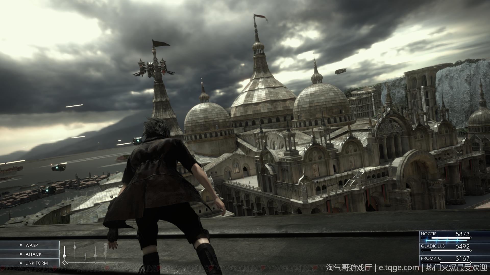 最终幻想15/FF15 热门游戏 第1张