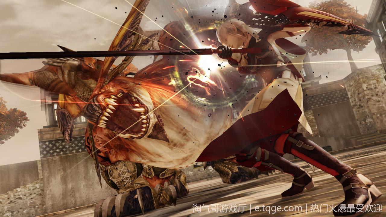 最终幻想13:雷霆归来/最终幻想13-3 热门游戏 第1张