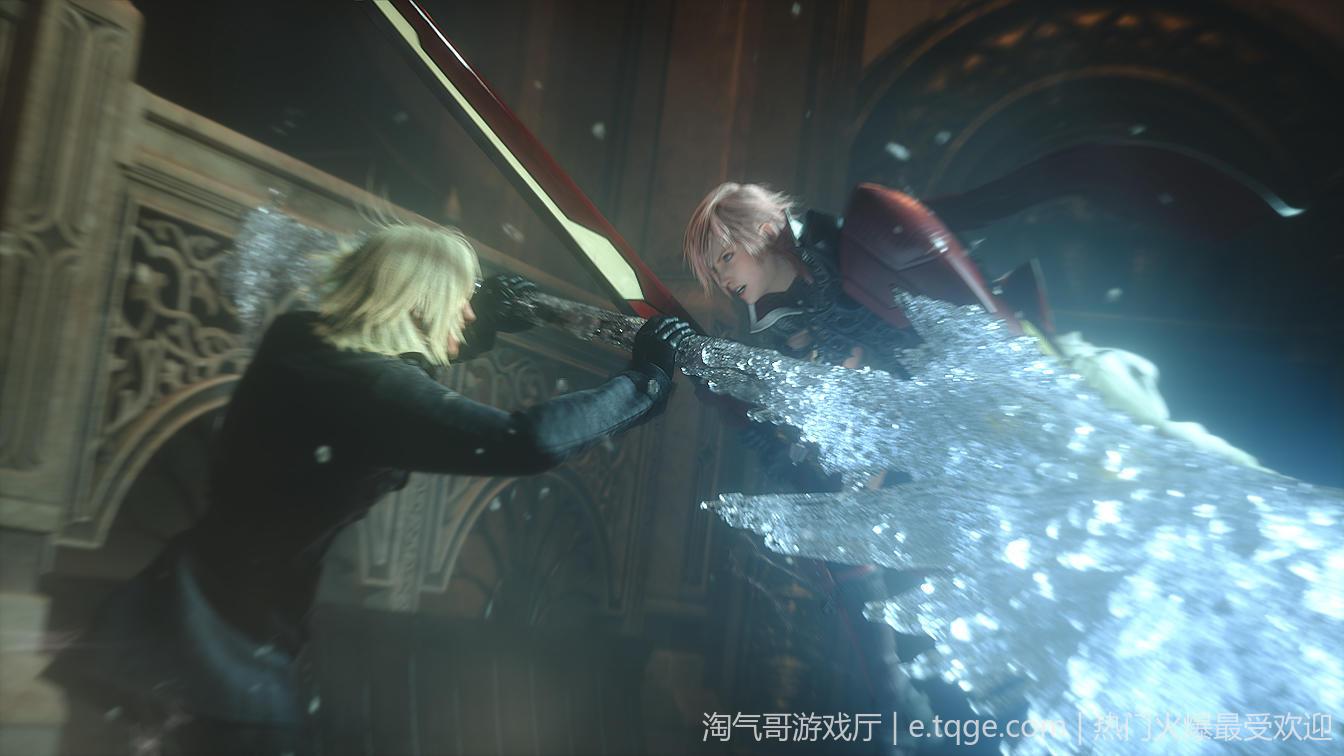 最终幻想13:雷霆归来/最终幻想13-3 热门游戏 第6张