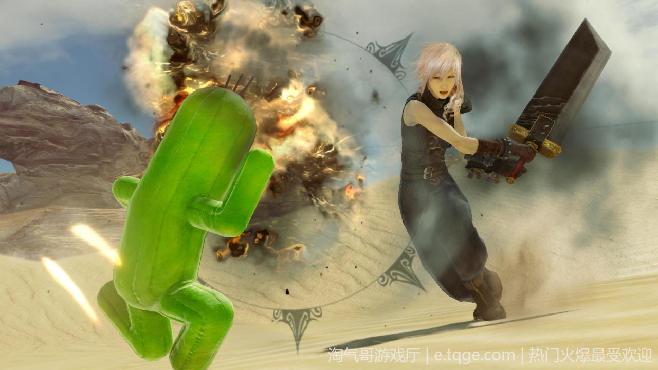 最终幻想13:雷霆归来/最终幻想13-3 热门游戏 第5张
