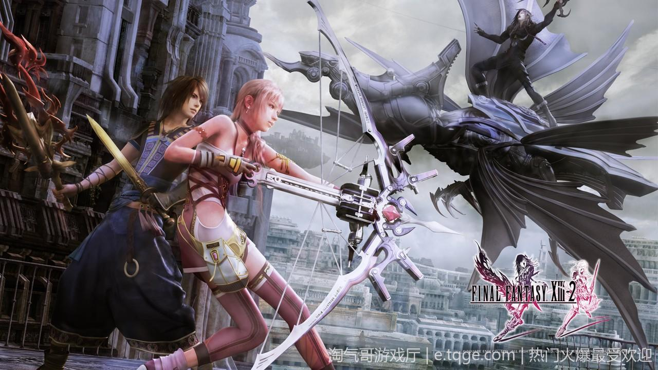 最终幻想13-2 热门游戏 第7张