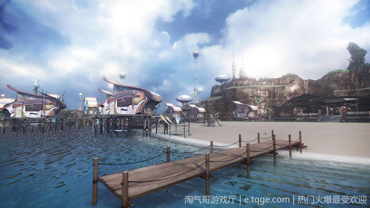 最终幻想13/FF13 热门游戏 第4张