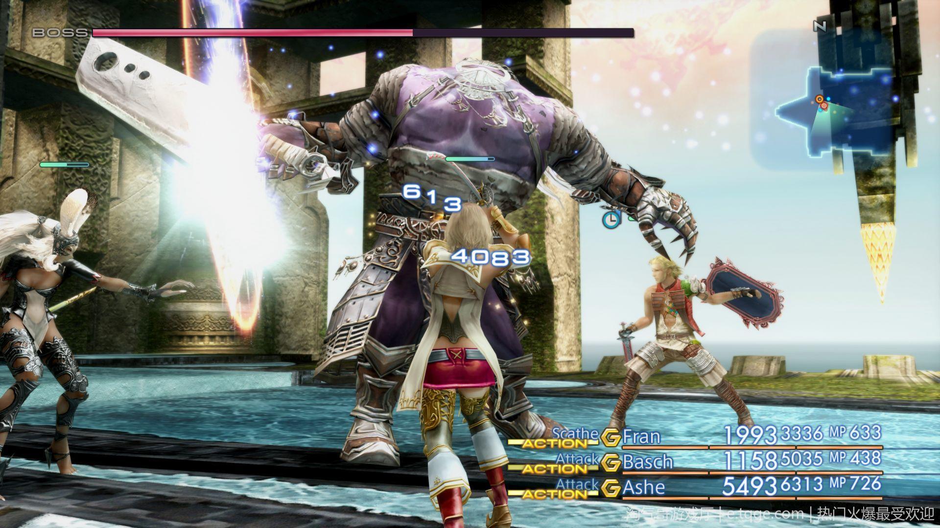 最终幻想12:黄道时代 热门游戏 第4张