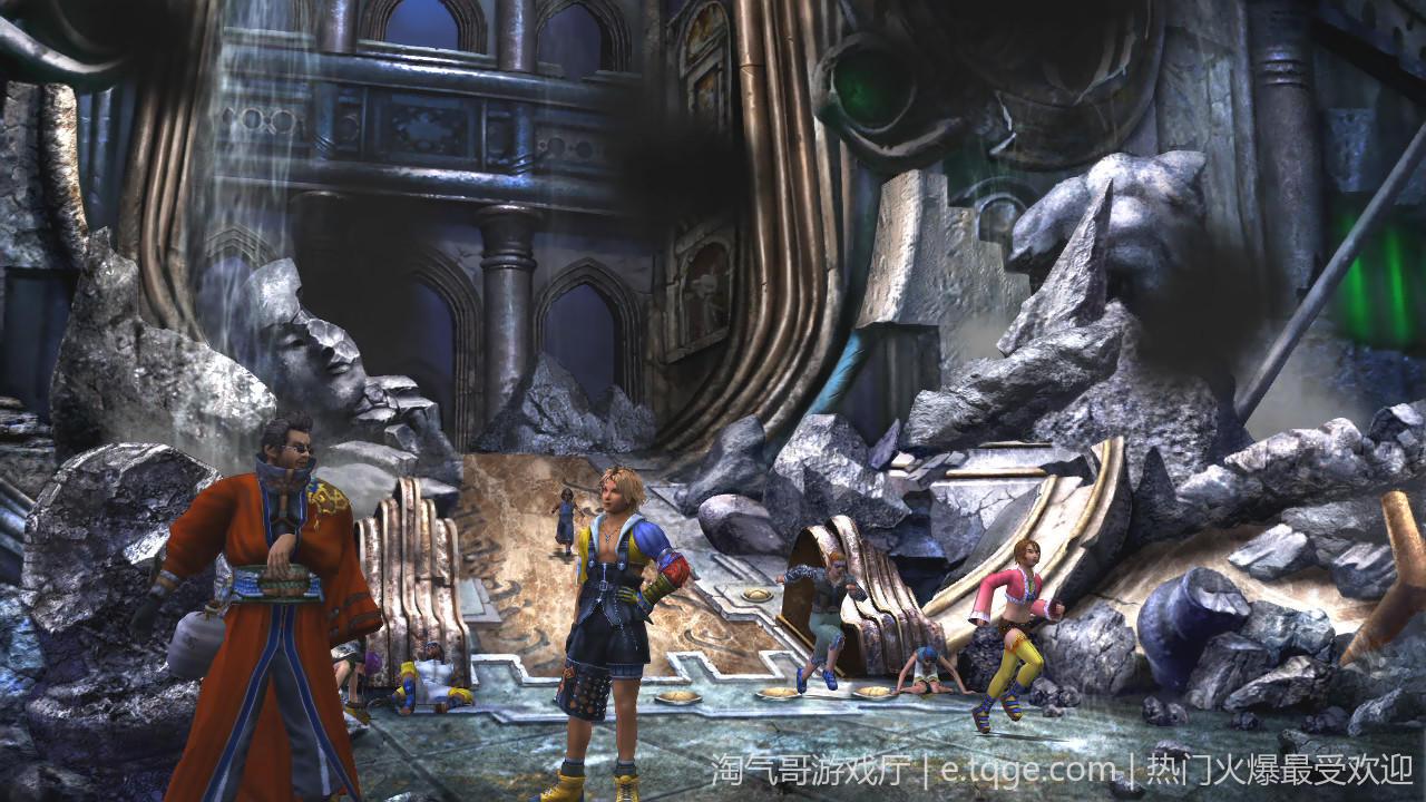 最终幻想10/10-2 HD重制版 热门游戏 第2张
