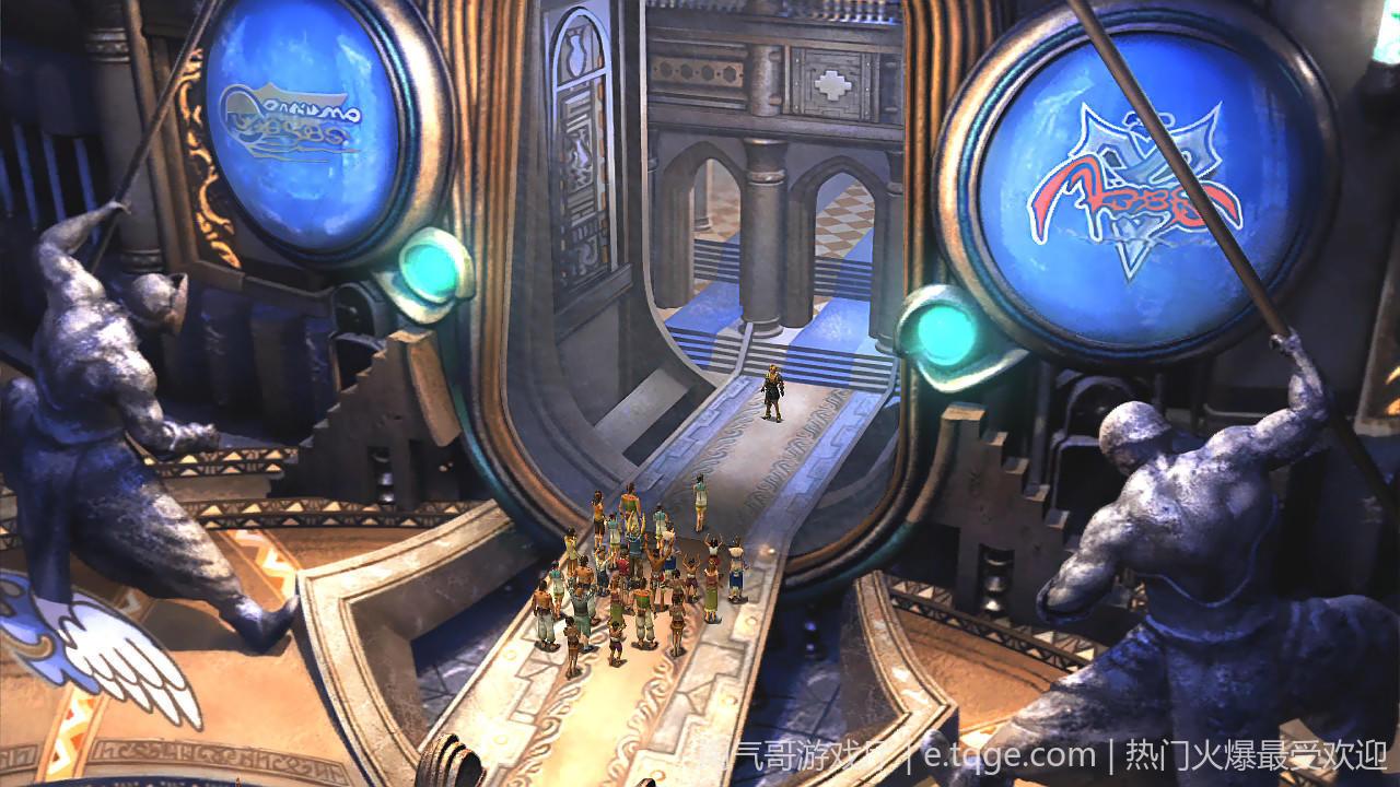 最终幻想10/10-2 HD重制版 热门游戏 第4张