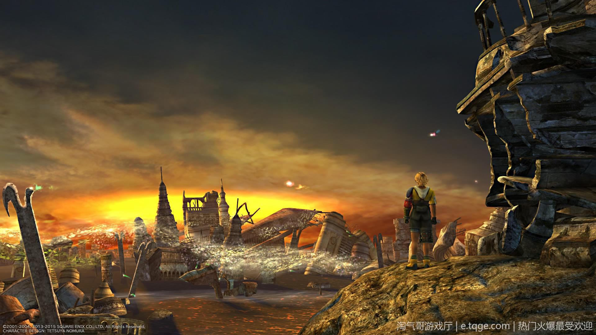 最终幻想10/10-2 HD重制版 热门游戏 第3张