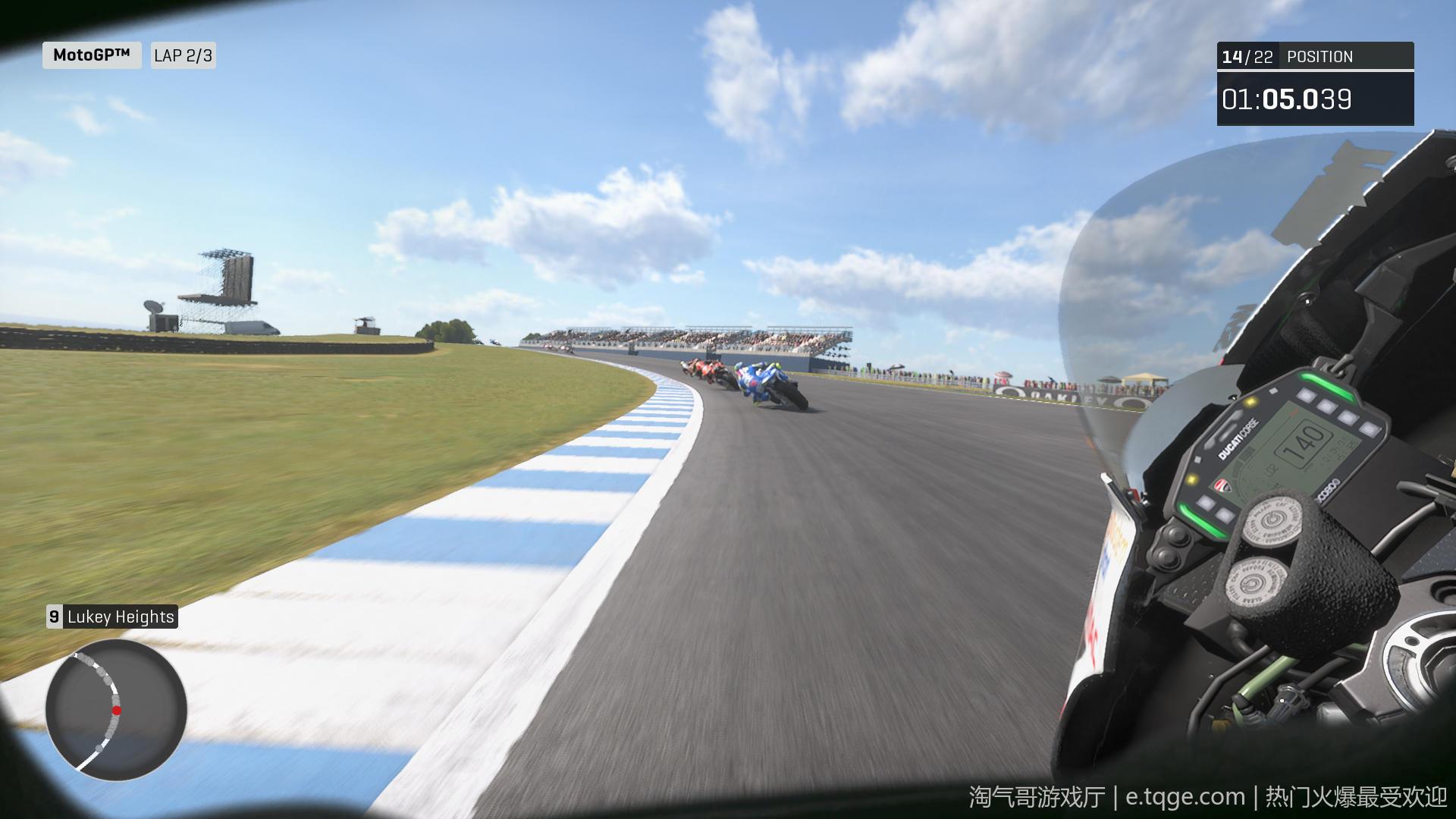世界摩托大奖赛20/摩托GP20 热门游戏 第2张