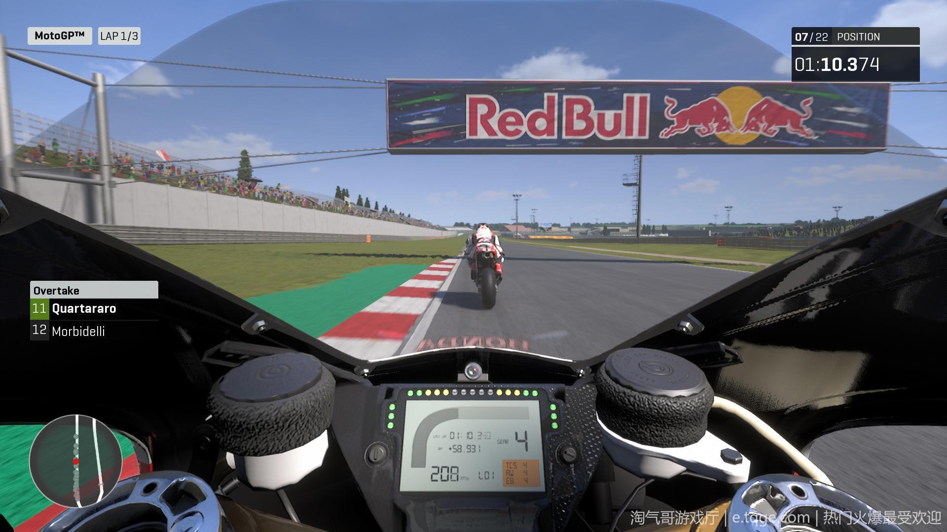 世界摩托大奖赛20/摩托GP20 热门游戏 第4张