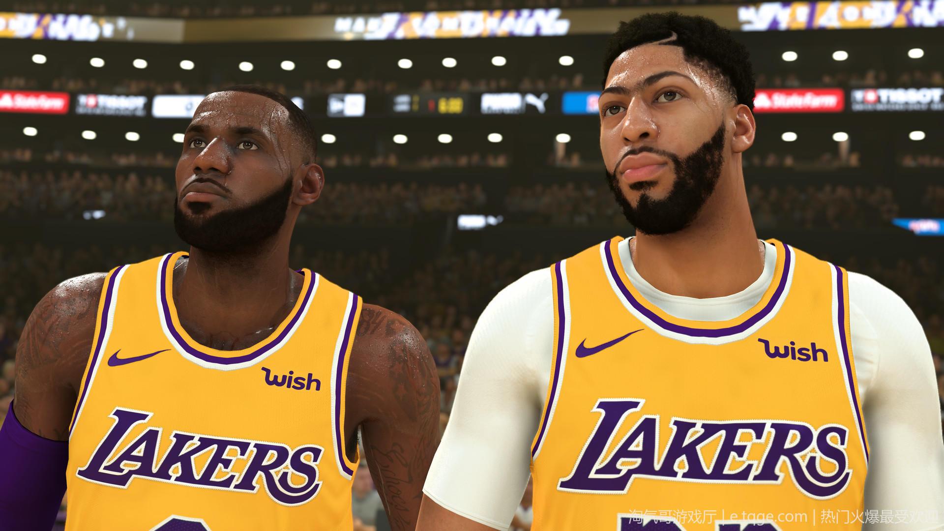 NBA2K20 热门游戏 第1张