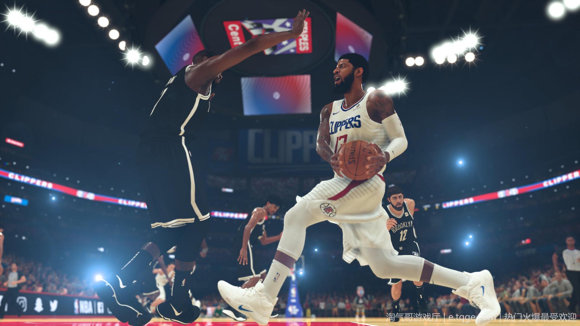 NBA2K20 热门游戏 第5张