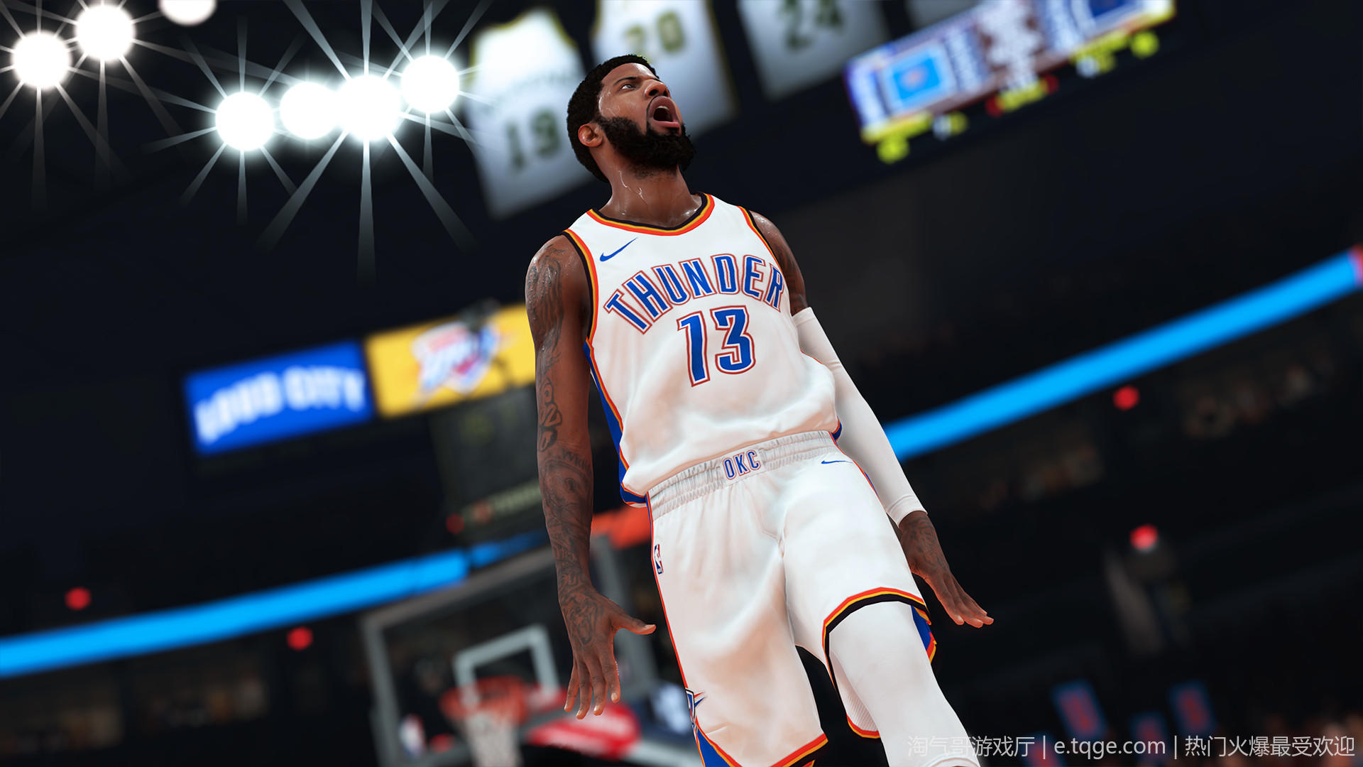 NBA 2K19【赠/18/17/16/15/14/13】 热门游戏 第1张