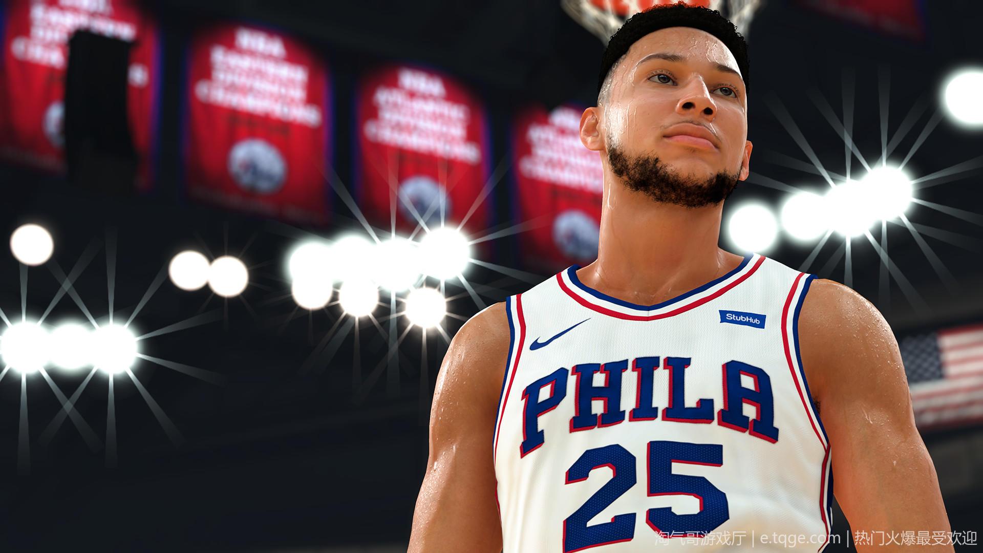 NBA 2K19【赠/18/17/16/15/14/13】 热门游戏 第3张