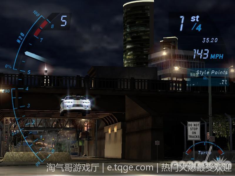极品飞车7:地下狂飙 热门游戏 第3张