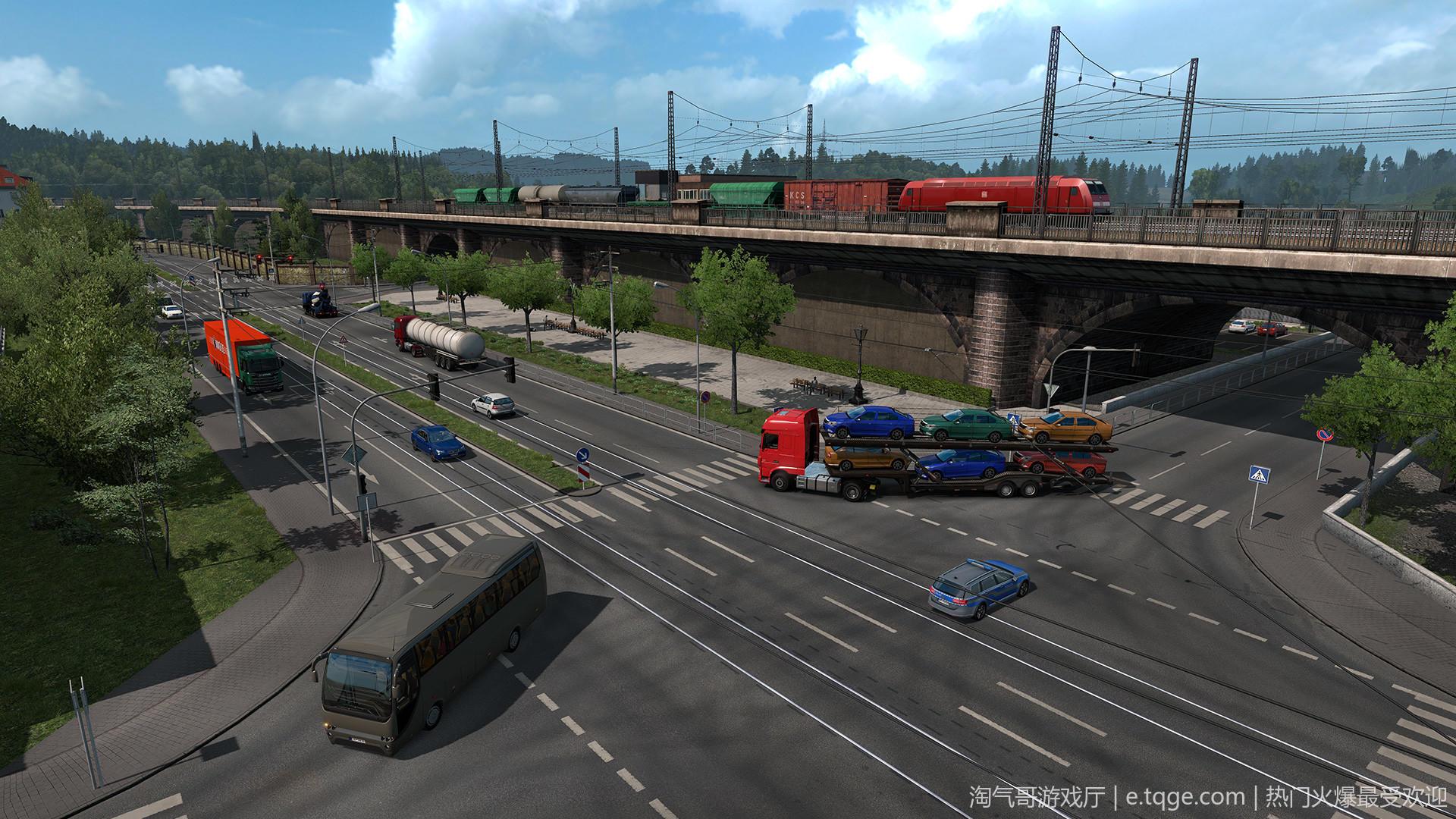 遨游中国2 v1.20稳定版/欧洲模拟卡车2/CTS6 热门游戏 第7张