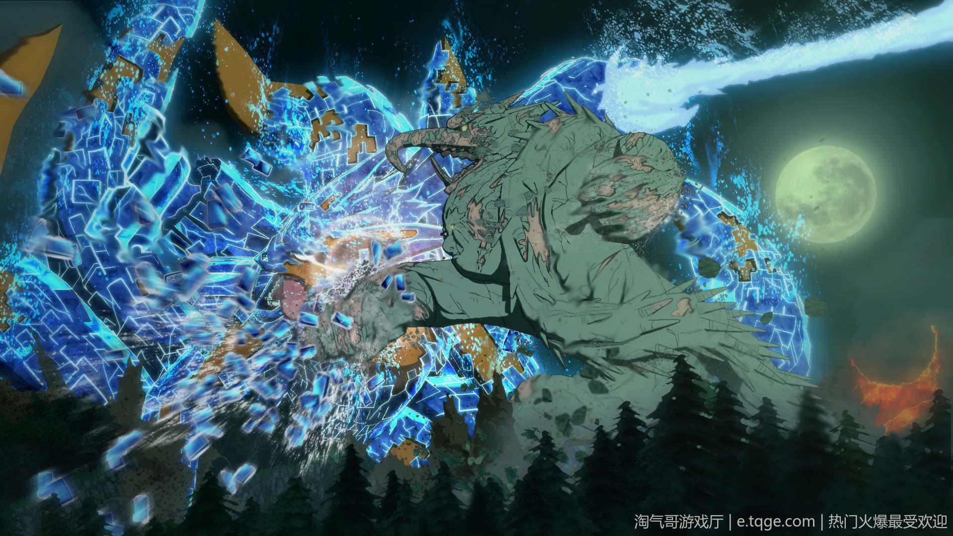 火影忍者:究极忍者风暴4 集成博人之路全部DLCs 整合版 动作冒险 第3张