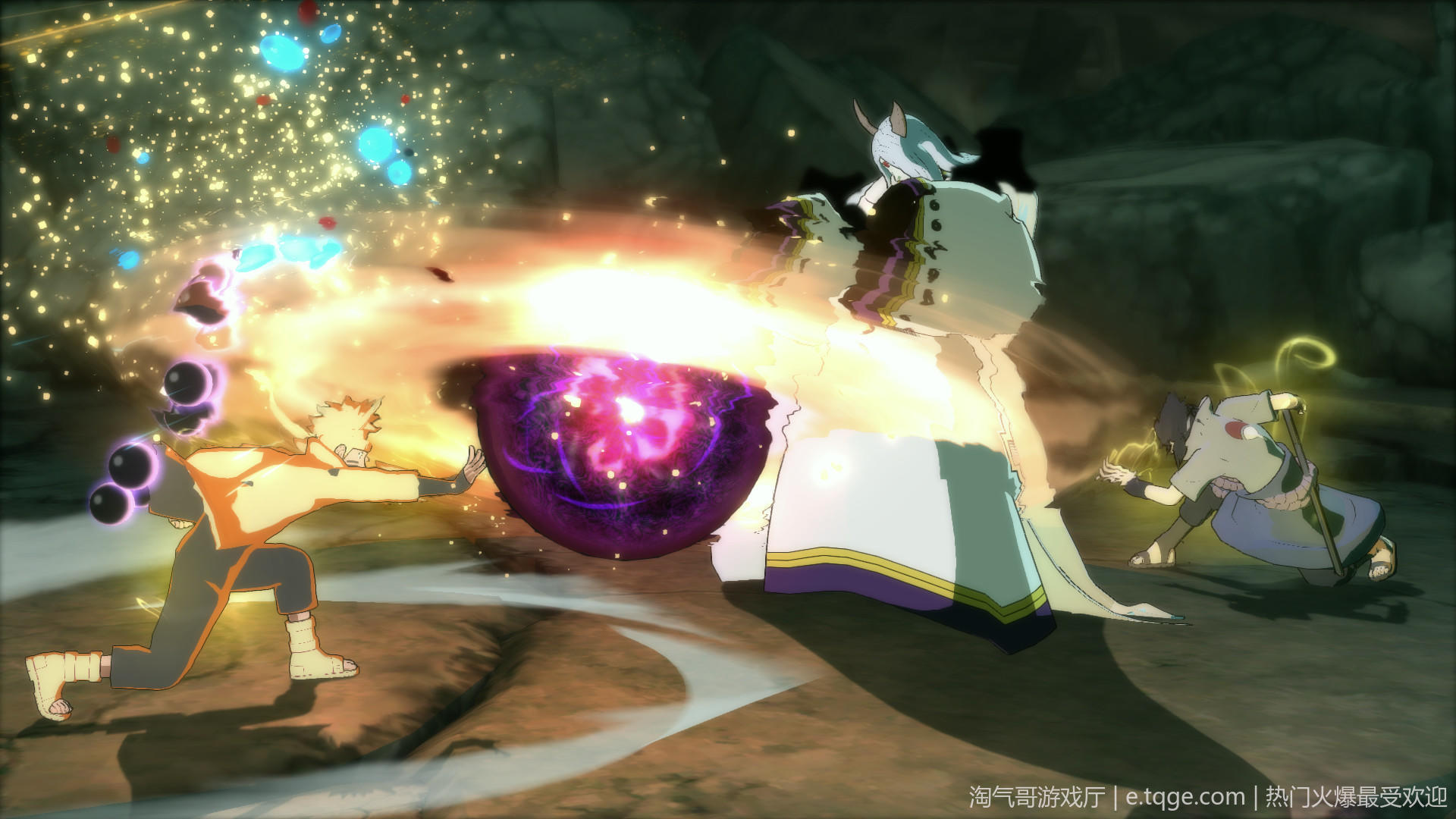 火影忍者:究极忍者风暴4 集成博人之路全部DLCs 整合版 动作冒险 第5张