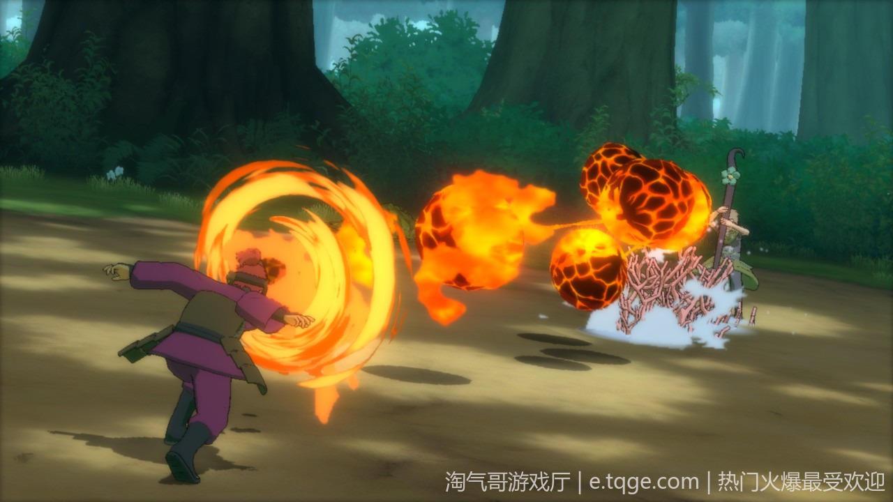 火影忍者:究极忍者风暴3 完全爆发 高清版 动作冒险 第4张