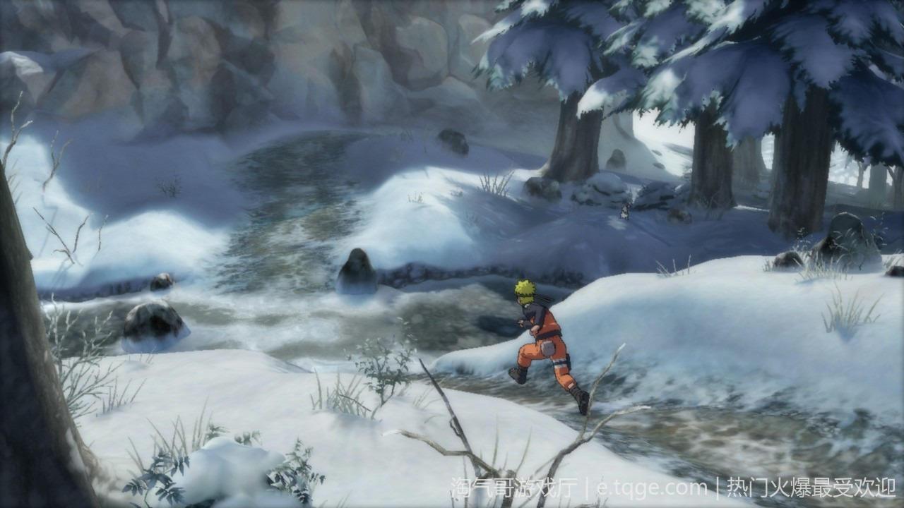 火影忍者:究极忍者风暴3 完全爆发 高清版 动作冒险 第7张