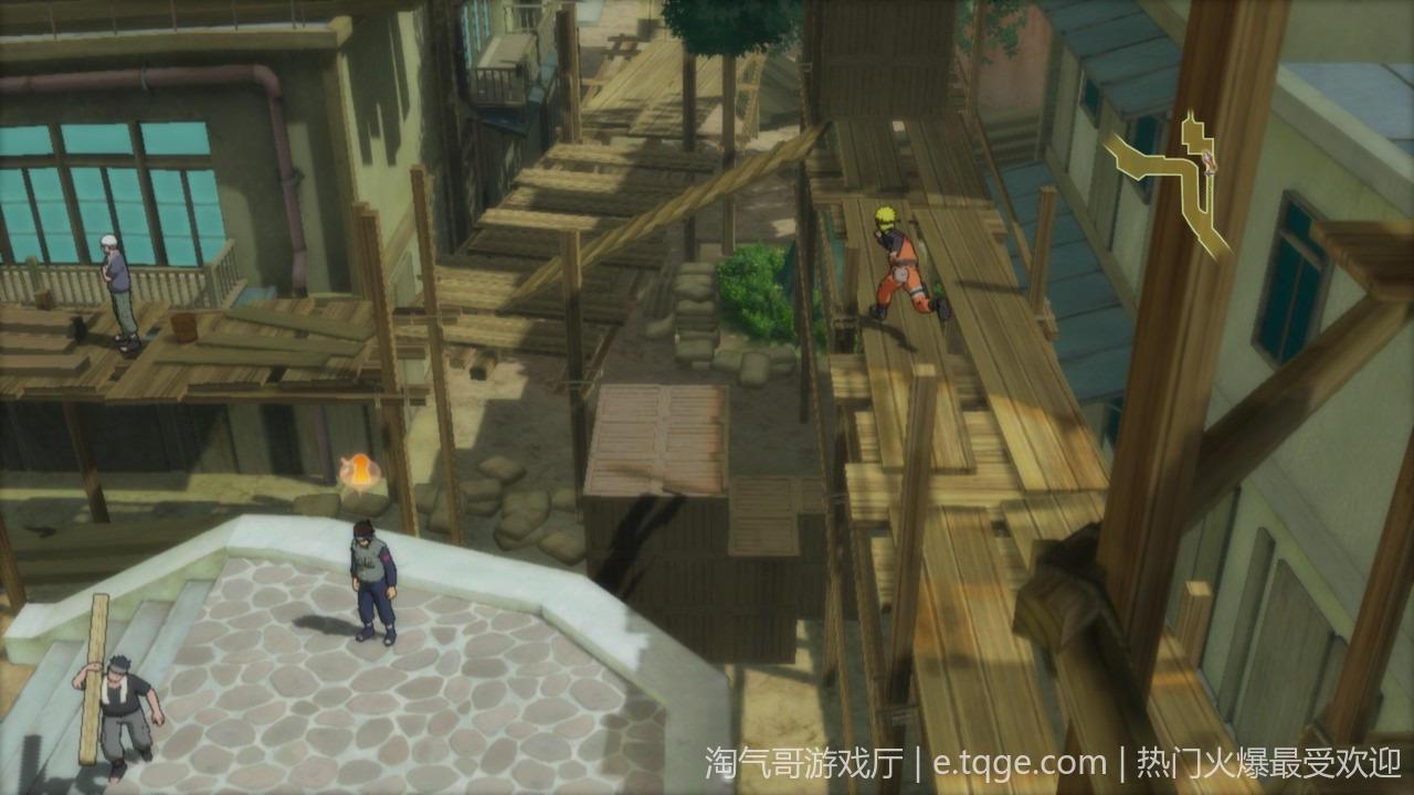 火影忍者:究极忍者风暴3 完全爆发 高清版 动作冒险 第3张