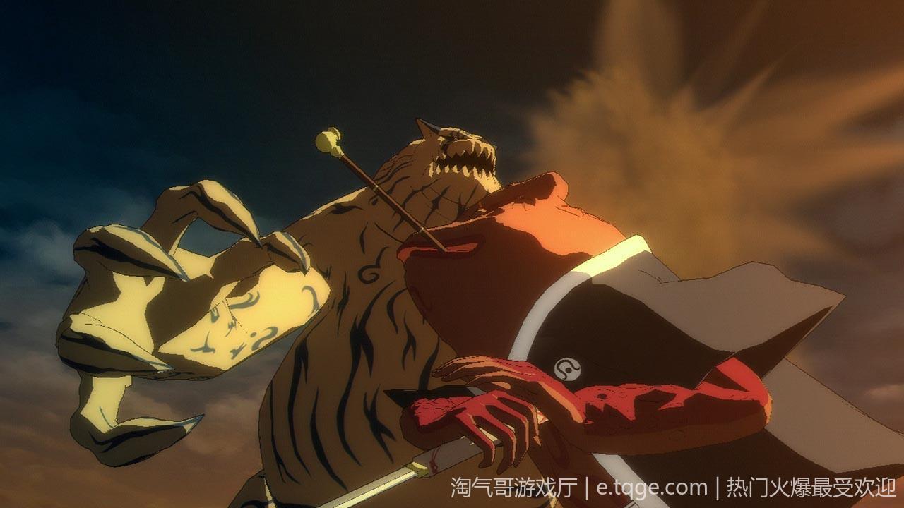 火影忍者:究极忍者风暴1经典传承遗产版/单机.同屏多人 动作冒险 第4张