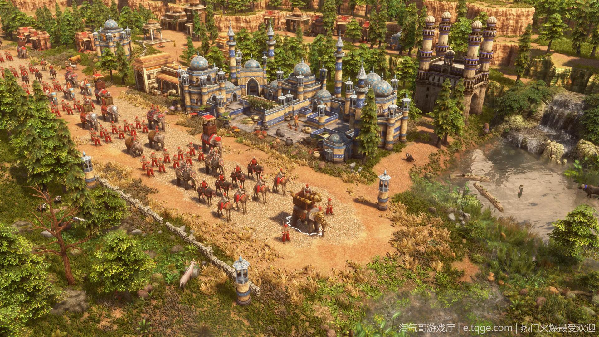 帝国时代3:决定版 热门游戏 第2张