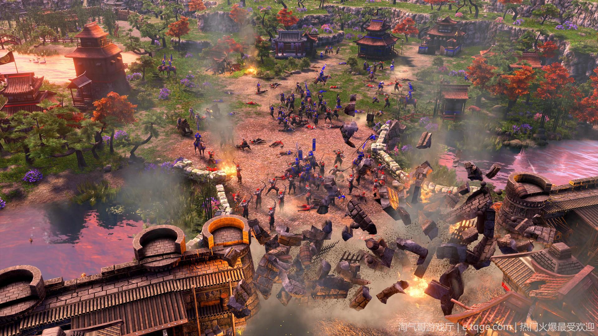 帝国时代3:决定版 热门游戏 第1张