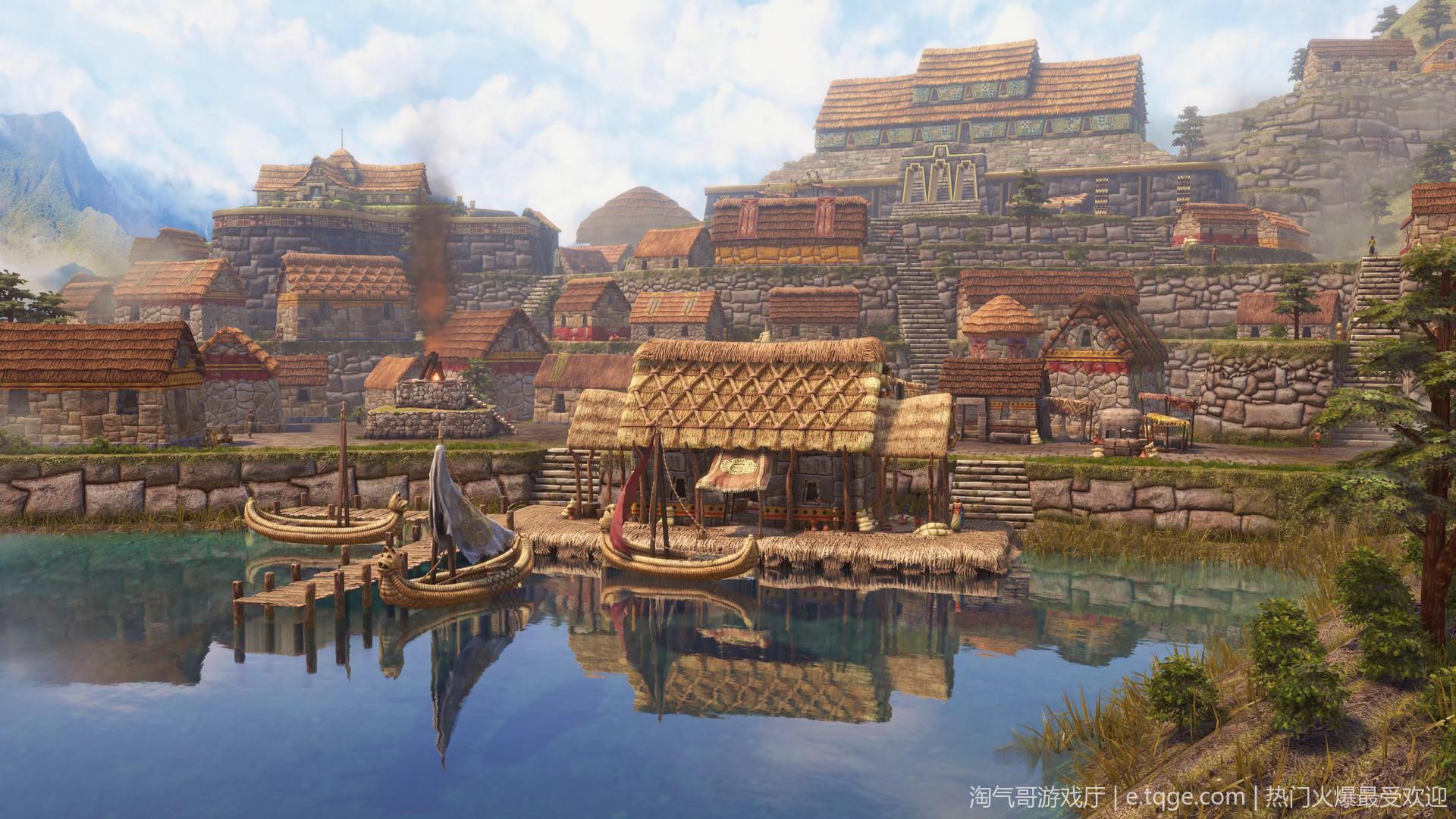 帝国时代3:决定版 热门游戏 第4张