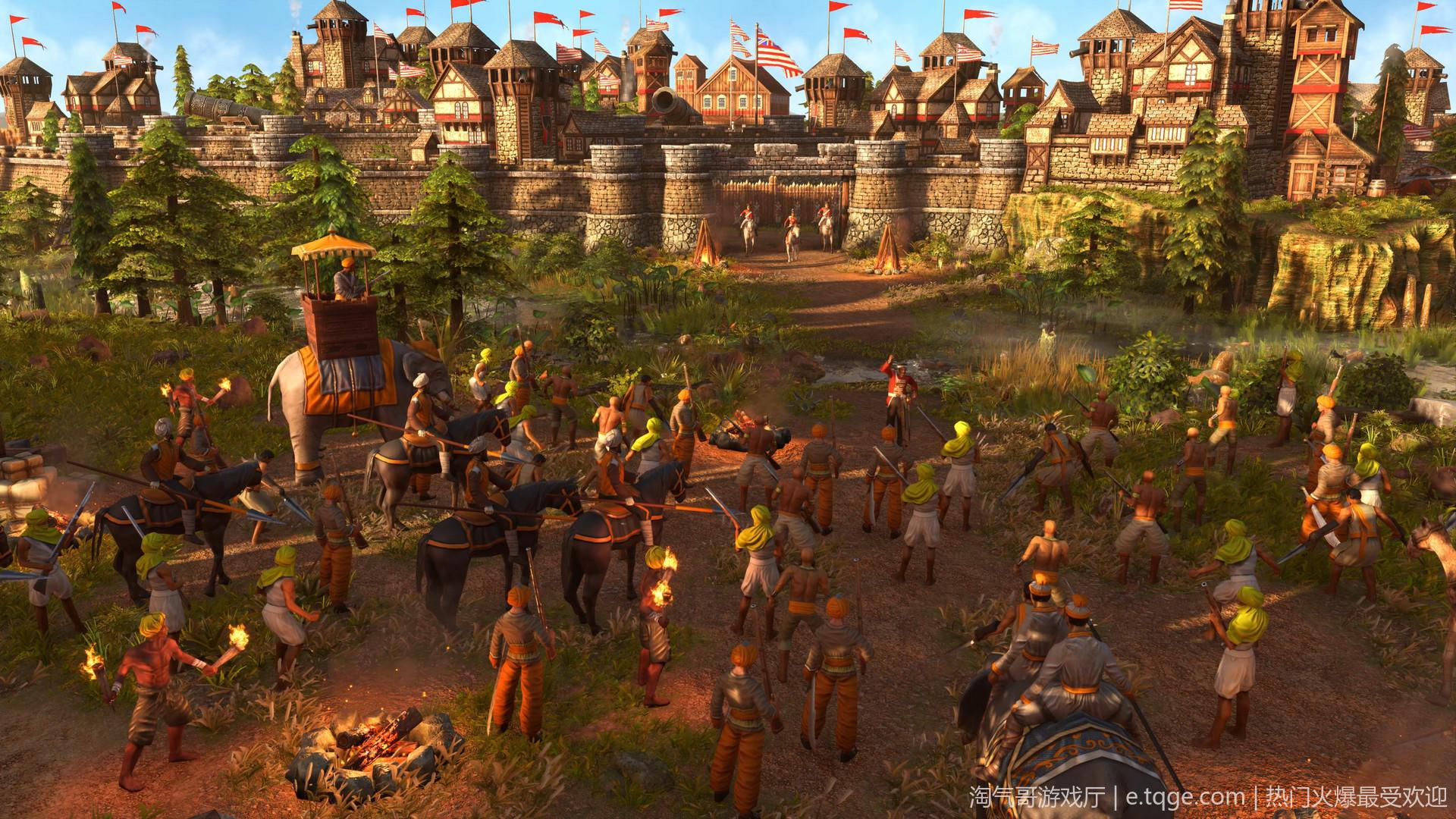 帝国时代3:决定版 热门游戏 第3张