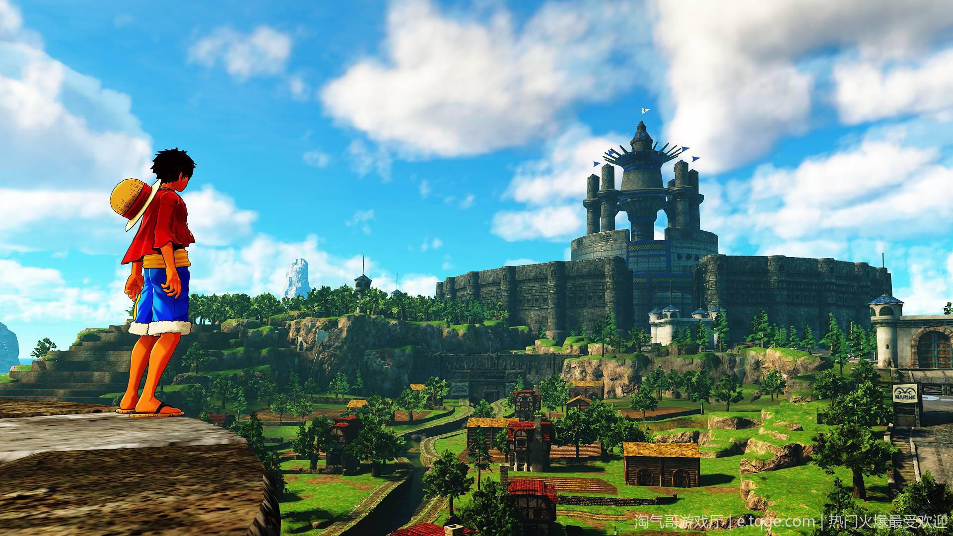 海贼王:世界探索者 格斗游戏 第1张