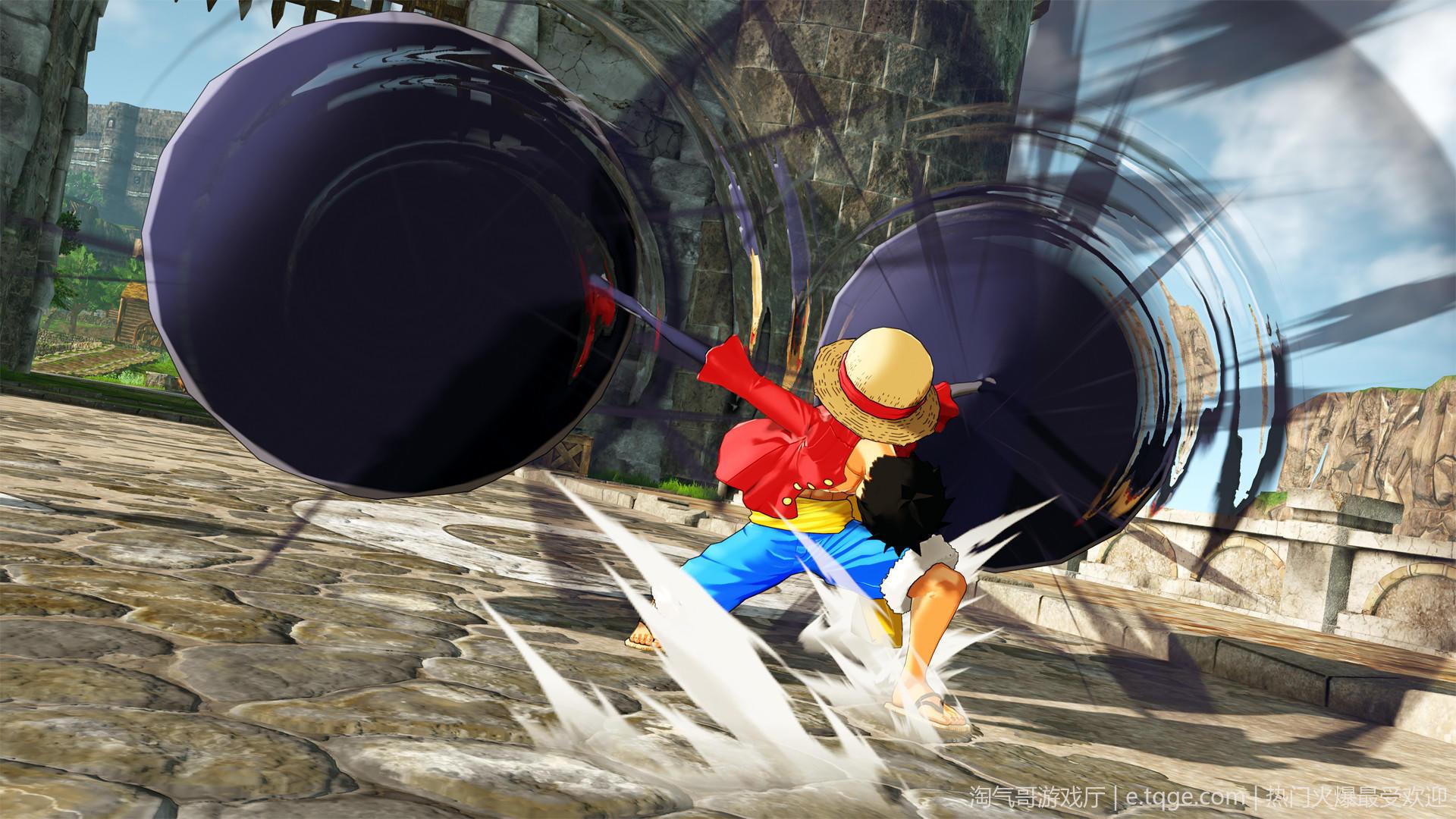 海贼王:世界探索者 格斗游戏 第7张